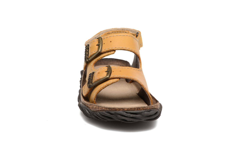 Sandals Stones and Bones Wham Beige model view