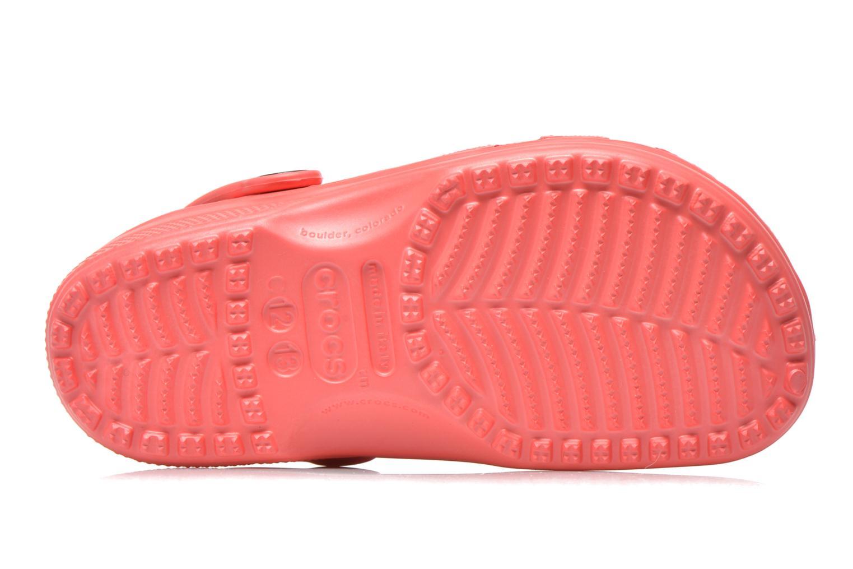 Sandalen Crocs Kids Cayman rosa ansicht von oben