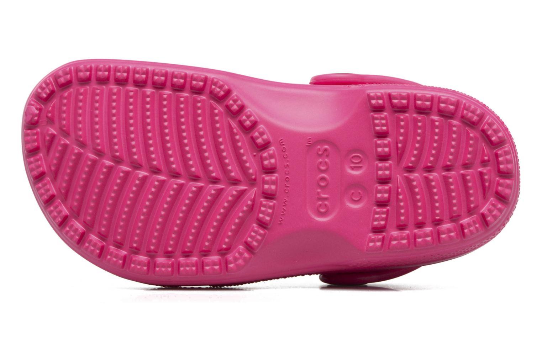Sandaler Crocs Classic Kids Pink se foroven