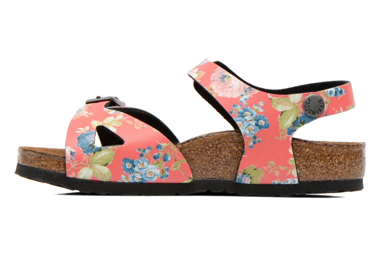 Sandales et nu-pieds Birkenstock Rio Multicolore vue face