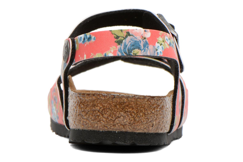 Sandales et nu-pieds Birkenstock Rio Multicolore vue droite