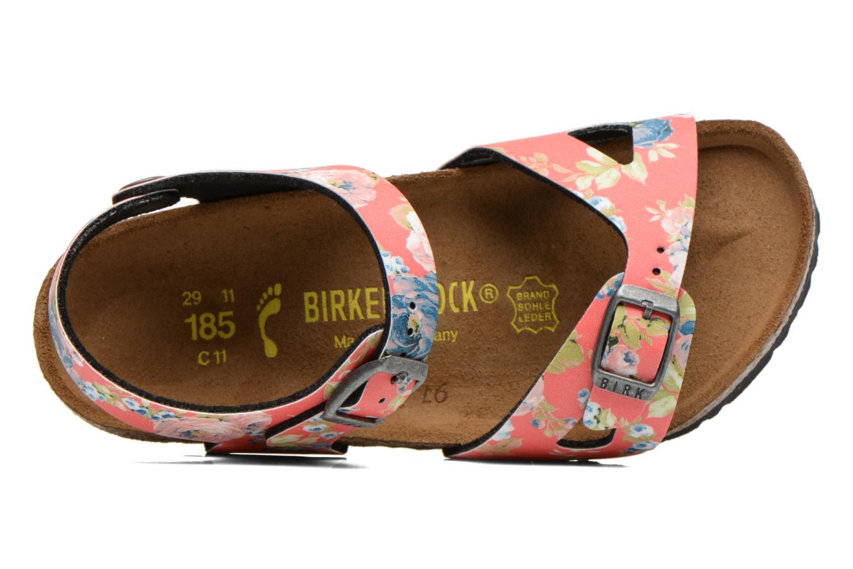 Sandales et nu-pieds Birkenstock Rio Multicolore vue gauche