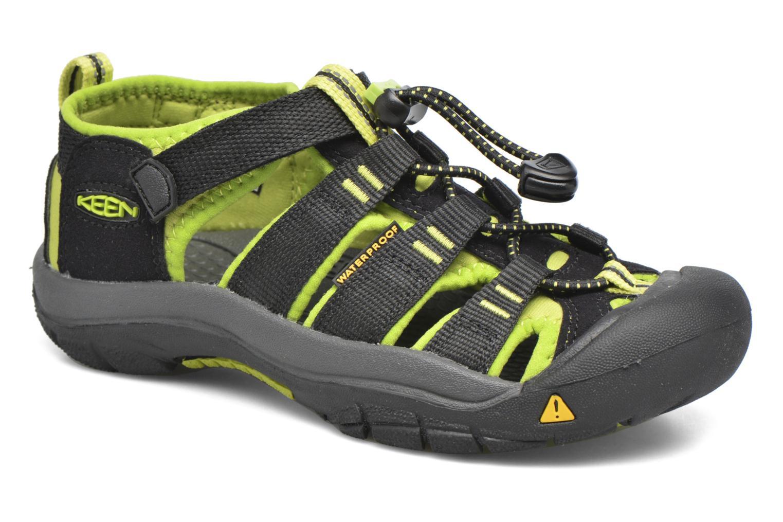 Sandales et nu-pieds Keen Newport H2 Noir vue détail/paire