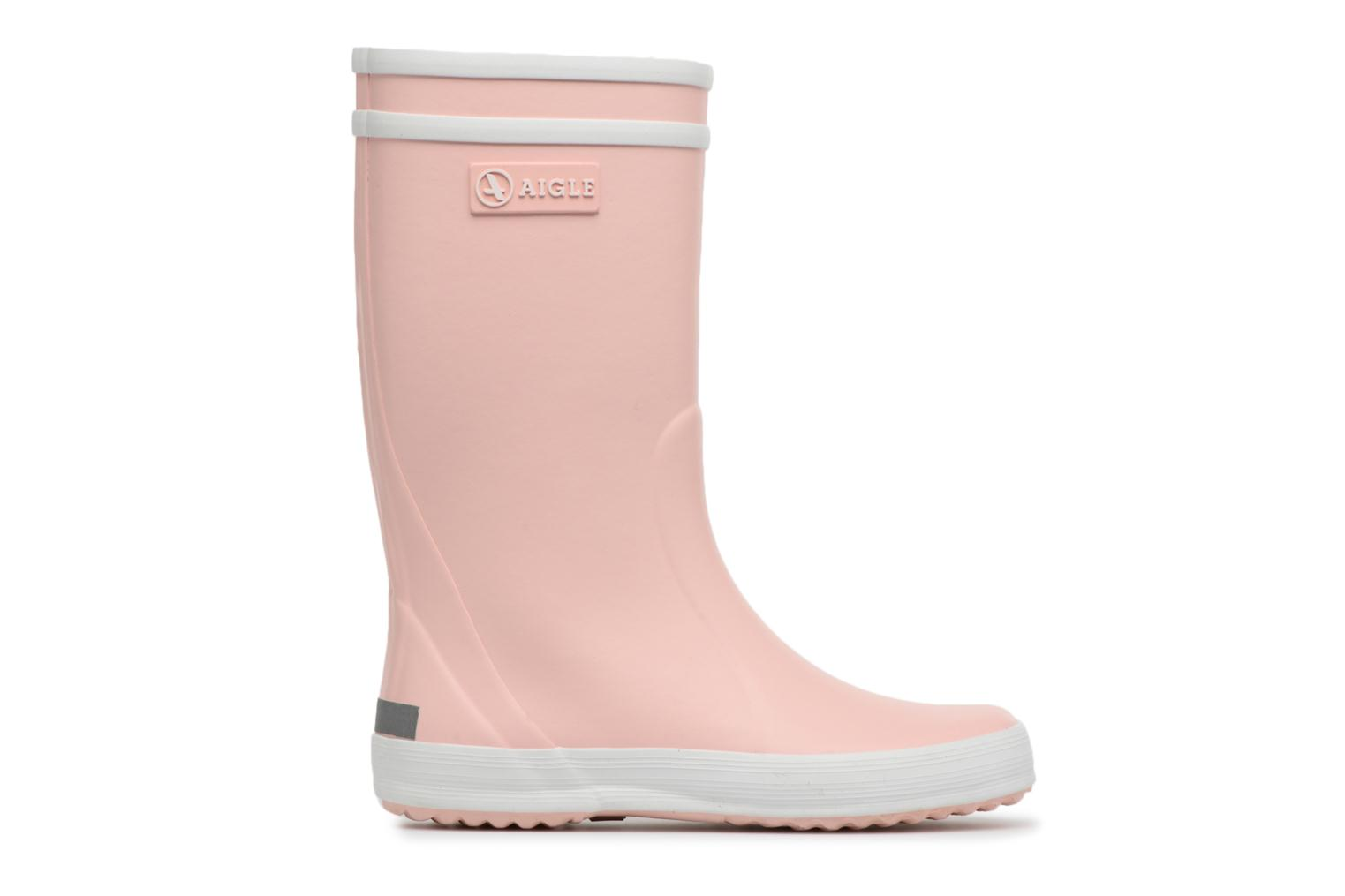 Botas Aigle Lolly Pop Rosa vistra trasera