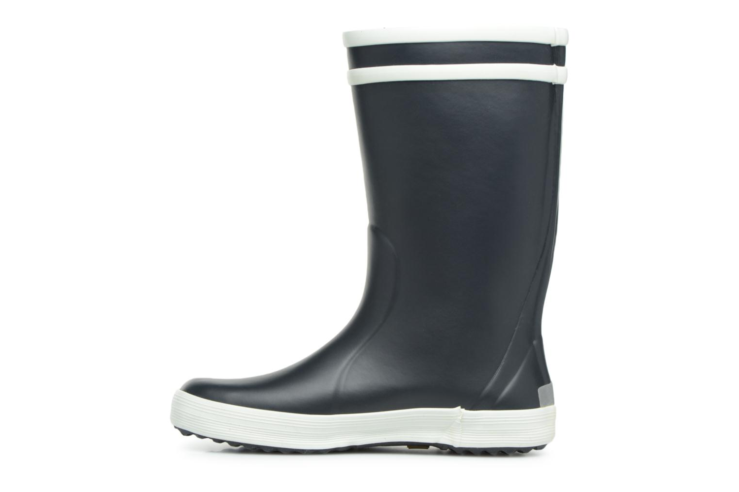Boots & wellies Aigle Lolly Pop Blue front view
