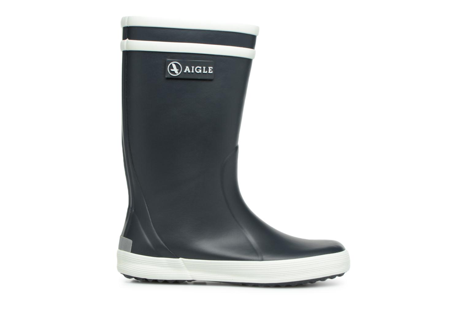 Boots & wellies Aigle Lolly Pop Blue back view