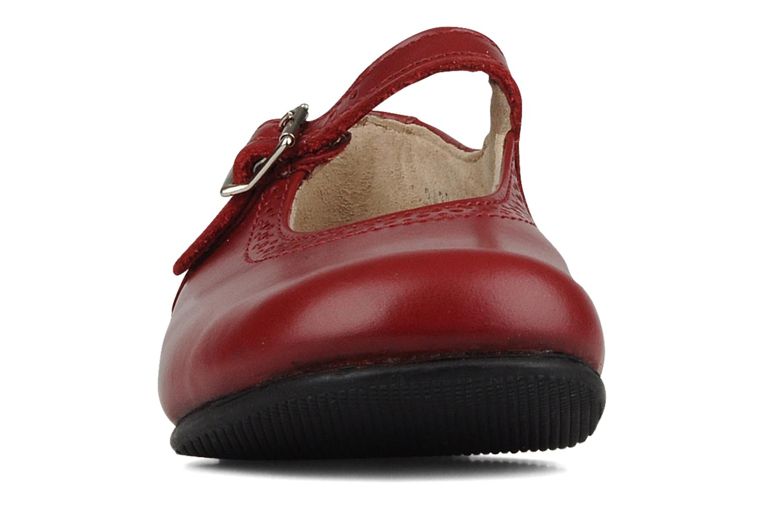 Ballet pumps Start Rite Clare Red model view