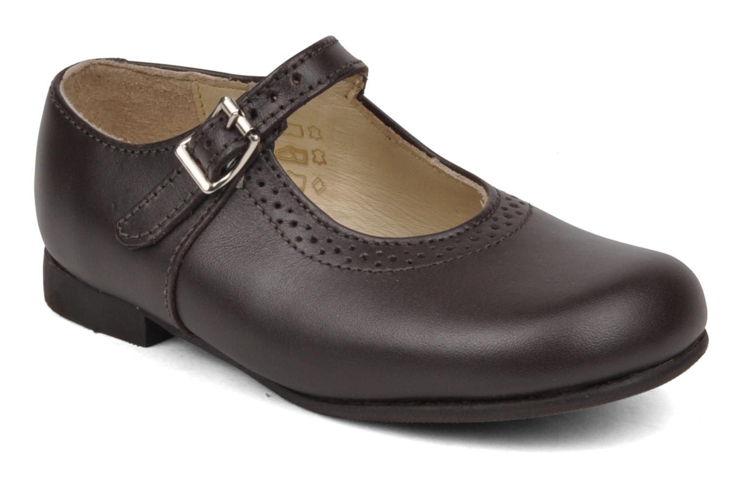 Clare Brown leather