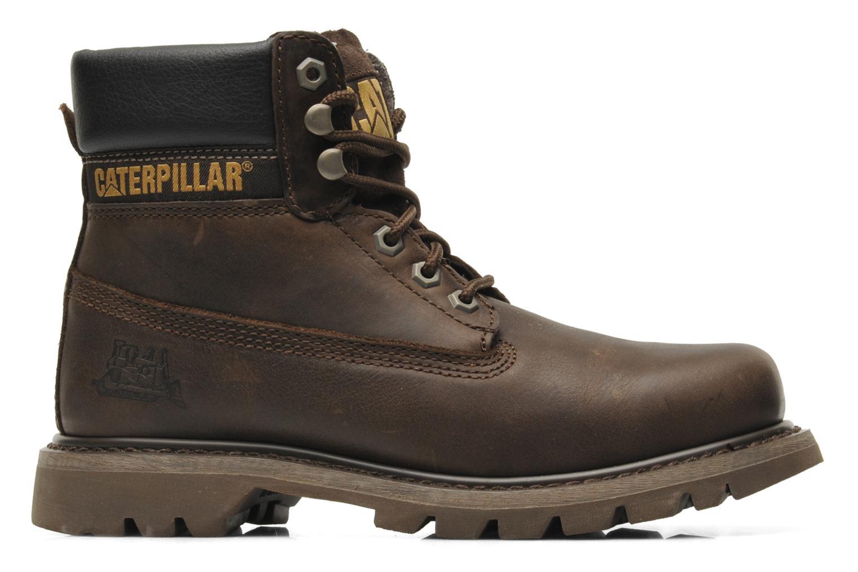 Stiefeletten & Boots Caterpillar Colorado braun ansicht von hinten