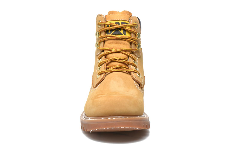 Bottines et boots Caterpillar Colorado Beige vue portées chaussures