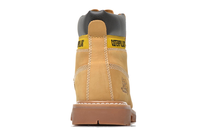 Stiefeletten & Boots Caterpillar Colorado beige ansicht von rechts