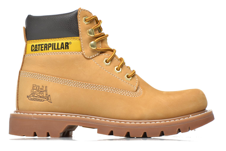 Stiefeletten & Boots Caterpillar Colorado beige ansicht von hinten