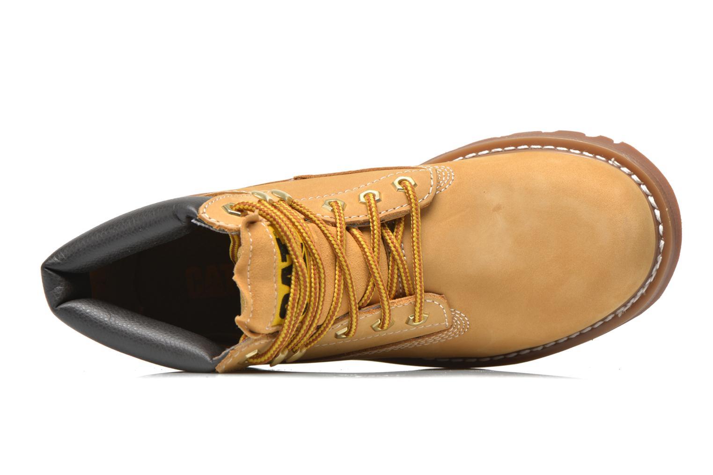 Stiefeletten & Boots Caterpillar Colorado beige ansicht von links