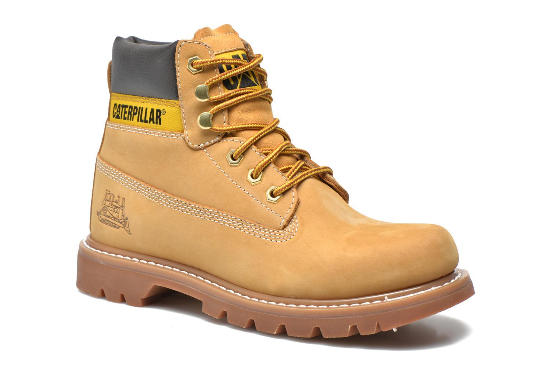 Bottines et boots Caterpillar Colorado Beige vue détail/paire