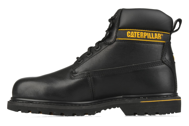 Boots en enkellaarsjes Caterpillar Holton SB Zwart voorkant