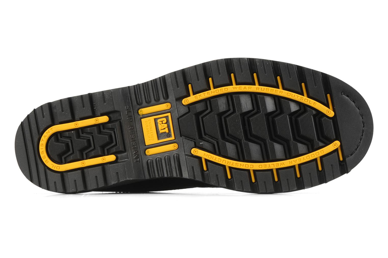 Bottines et boots Caterpillar Holton SB Noir vue haut