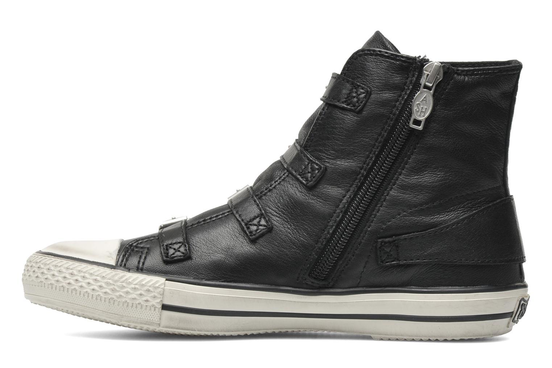 Sneaker Ash Virgin schwarz ansicht von vorne