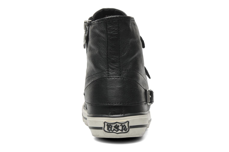 Sneakers Ash Virgin Zwart rechts