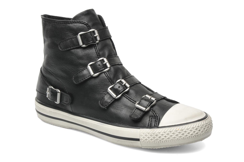 Sneakers Ash Virgin Zwart detail
