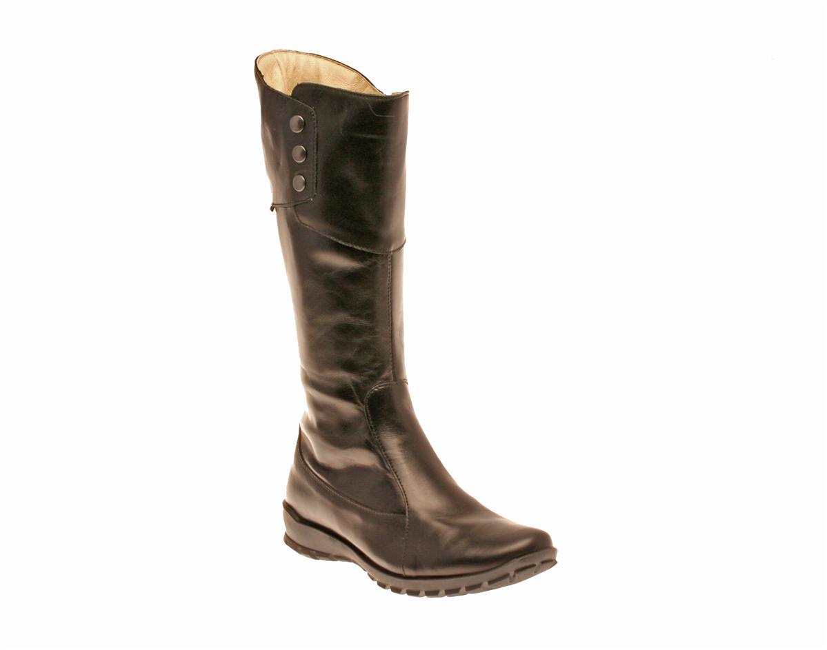 Chaussures à lacets Primigi Magda Noir vue détail/paire