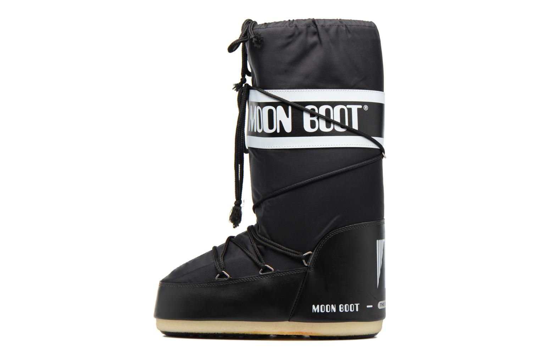 Chaussures de sport Moon Boot Moon Boot Nylon W Noir vue face