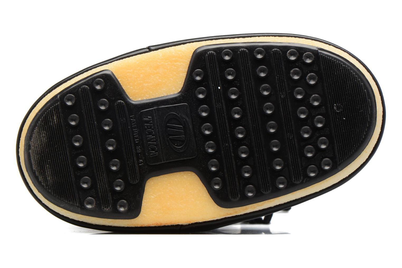 Sportschuhe Moon Boot Moon Boot Nylon schwarz ansicht von oben