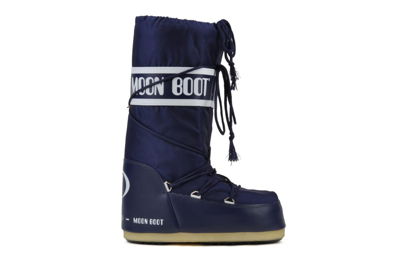 Sportskor Moon Boot Moon Boot Nylon Blå bild från baksidan