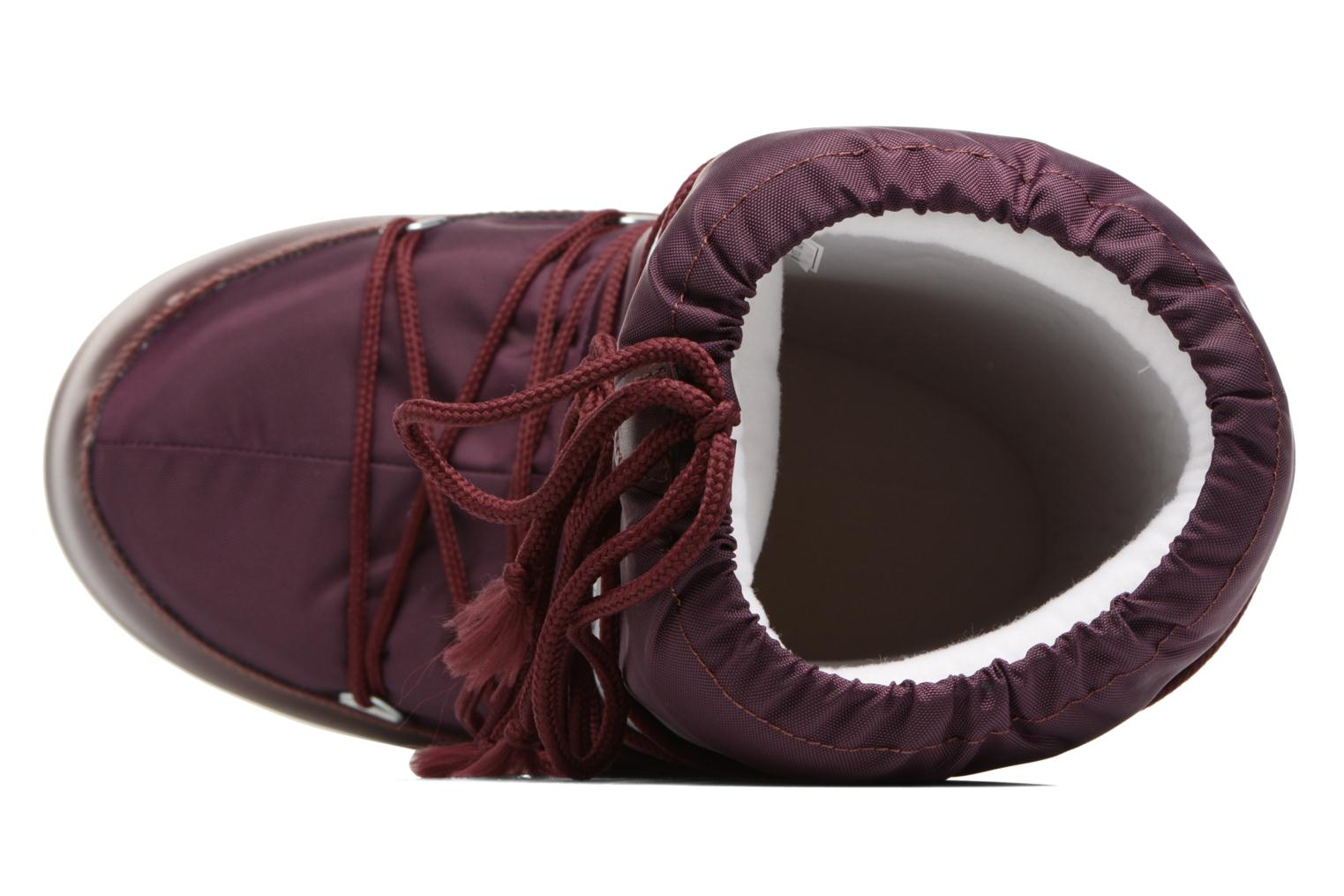 Moon Boot Nylon W Burgundy