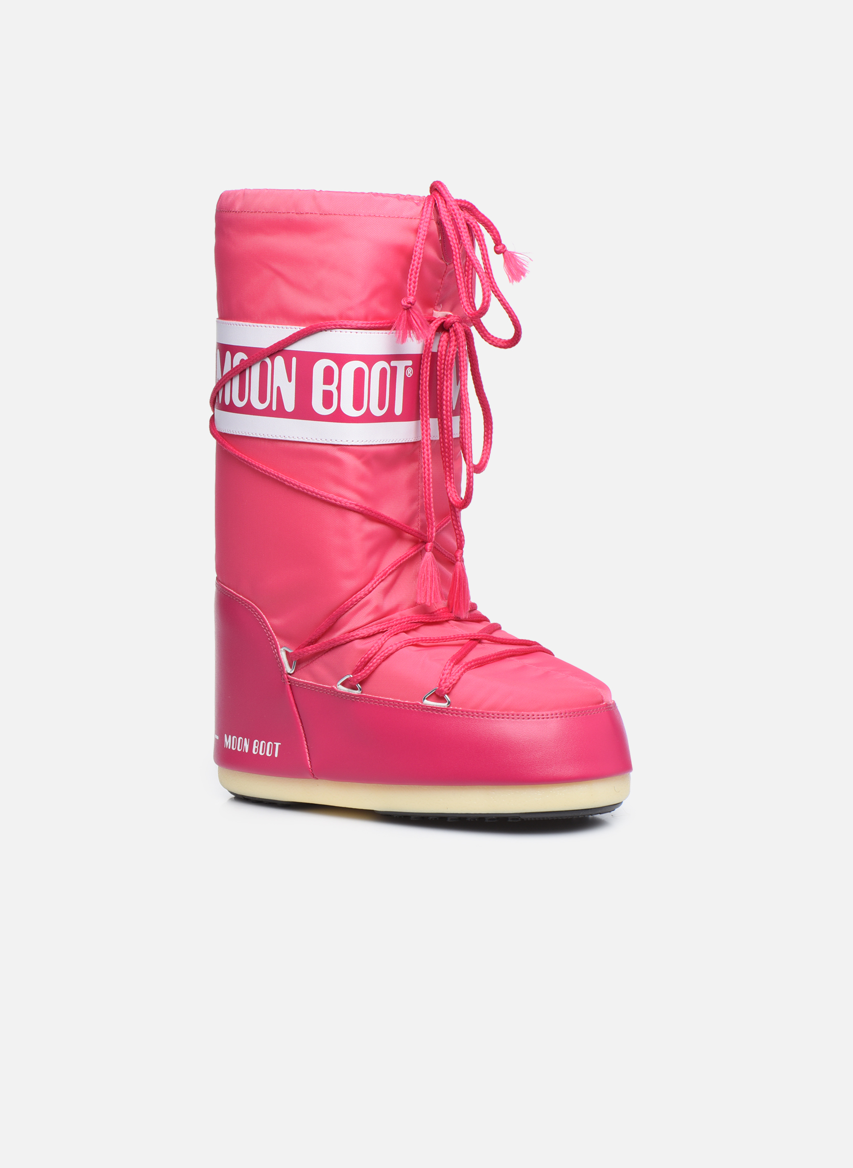 Moon Boot Nylon Bougainviller