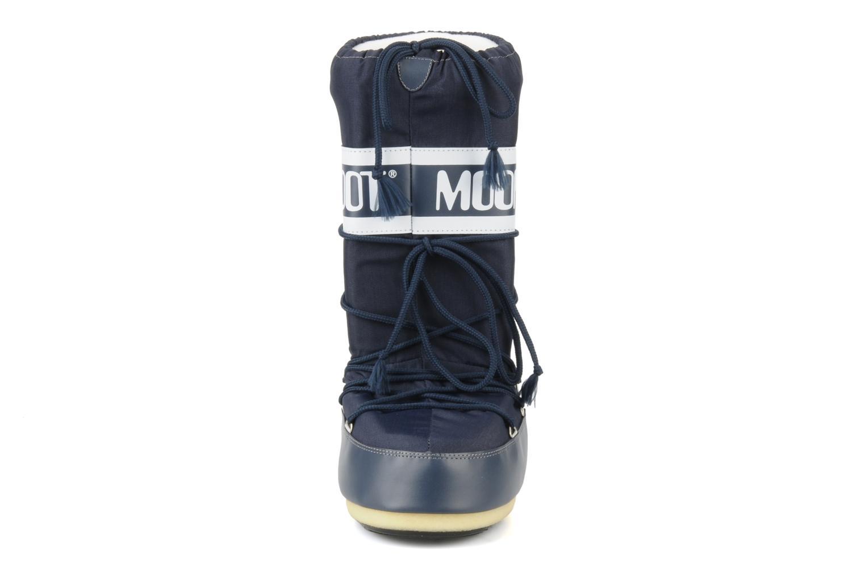 Moon Boot Nylon W Denim blue