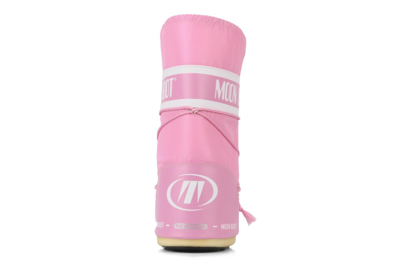Moon Boot Nylon W Pink