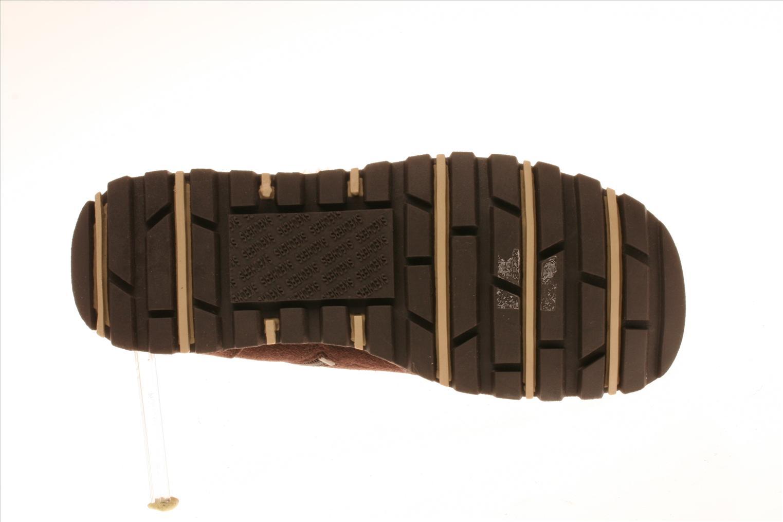 Chaussures de sport Skechers Grand Jams Unlimited 45419 Marron vue haut