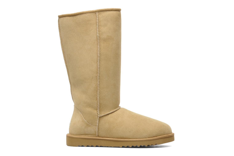Bottines et boots UGG Classic Tall Beige vue derrière