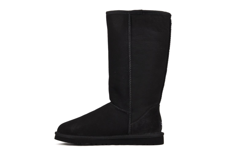 Boots en enkellaarsjes UGG Classic Tall Zwart voorkant