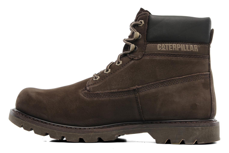 Bottines et boots Caterpillar Colorado Marron vue face
