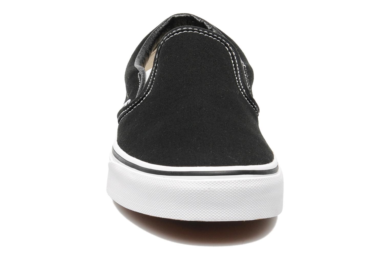 Sneakers Vans Classic Slip On W Zwart model