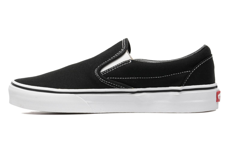 Sneakers Vans Classic Slip On W Zwart voorkant