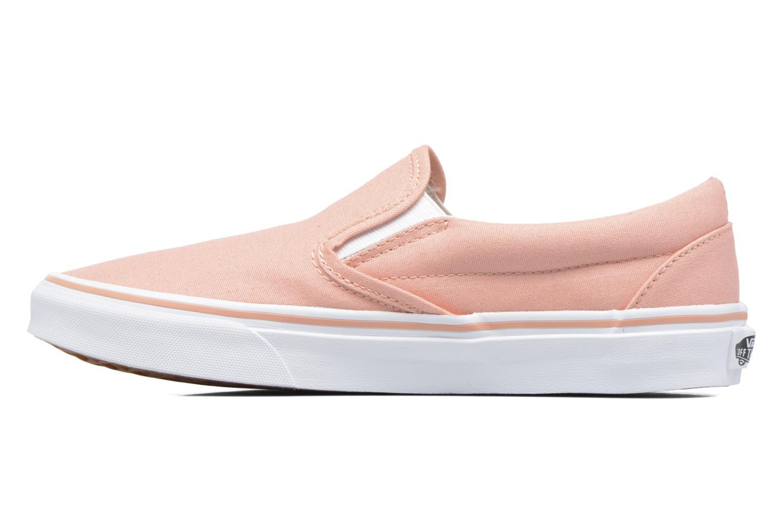 Sneakers Vans Classic Slip On W Roze voorkant