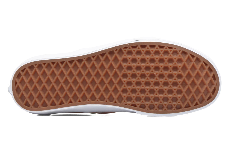 Sneakers Vans Classic Slip On W Rosa bild från ovan