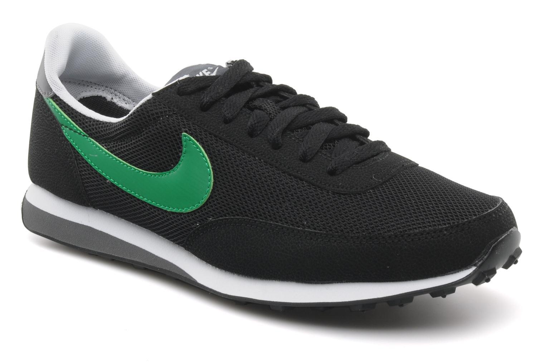 Elite Si Black / crt green-white-dark grey