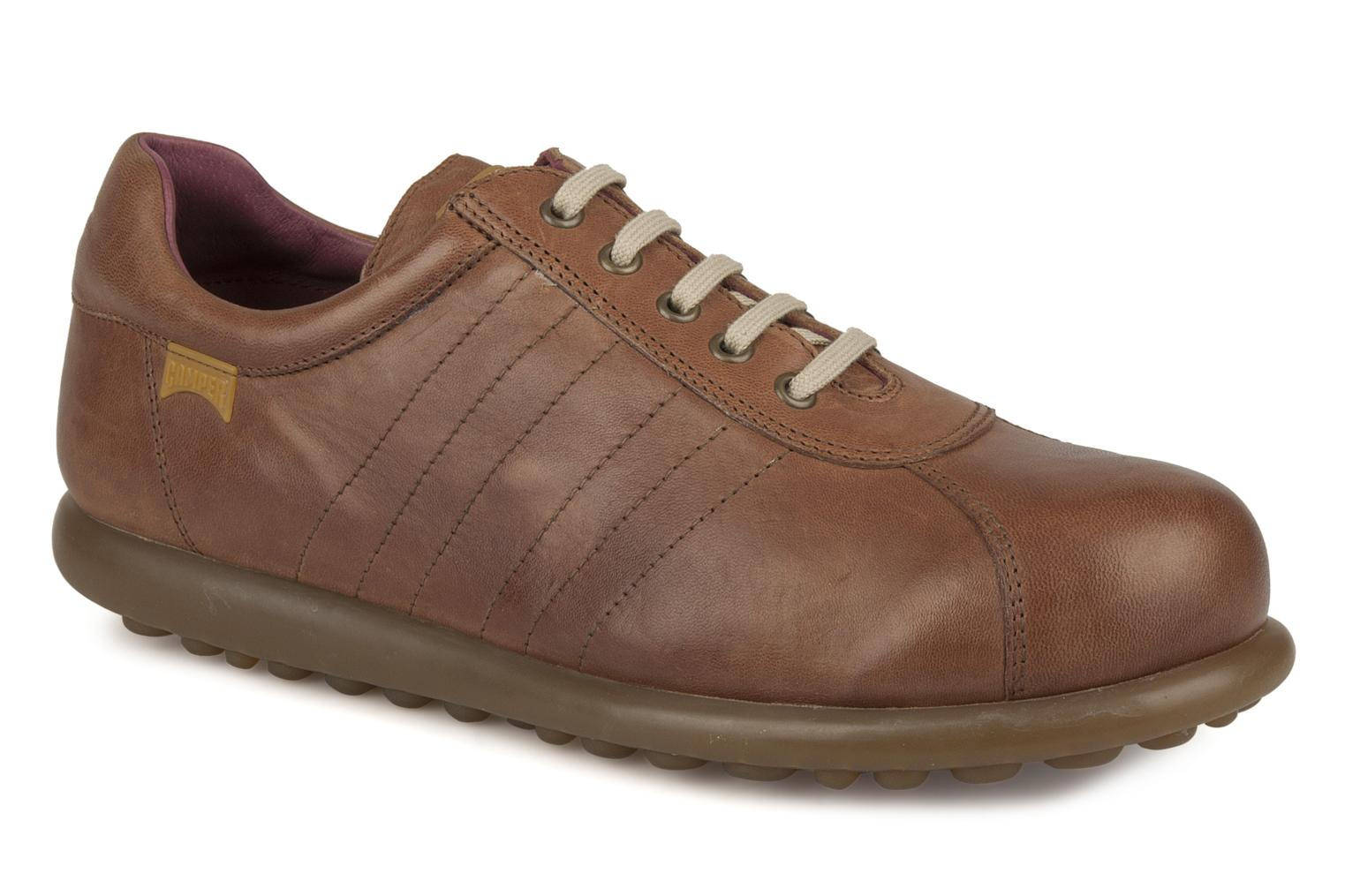 Dark Brown Camper Pelotas Ariel 16002 (Marron)