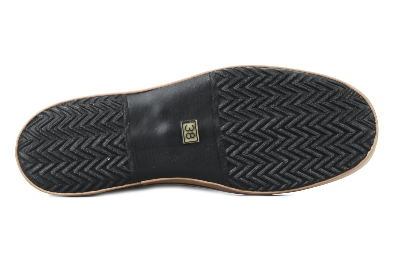 Stiefeletten & Boots Aigle Malouine schwarz ansicht von oben