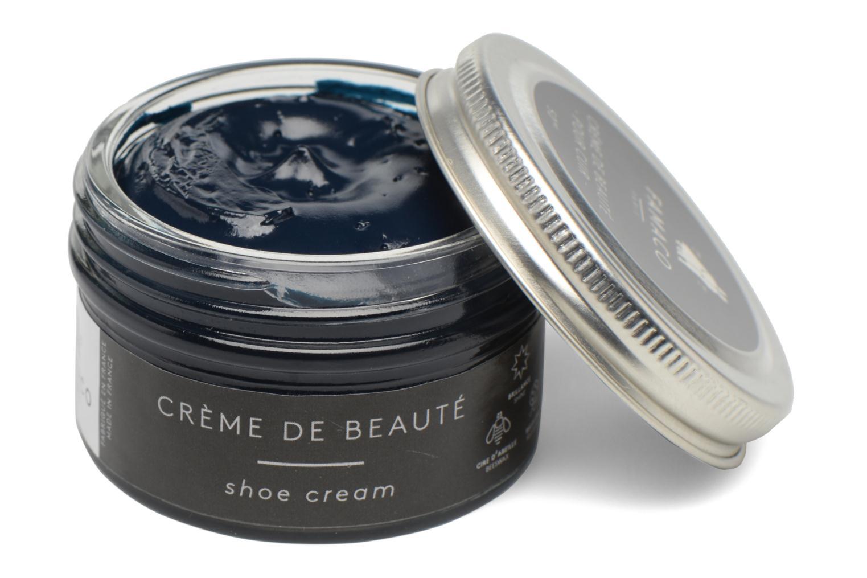 Produits d'entretien Famaco Cirage crème de beauté cuir 50 Ml Bleu vue détail/paire