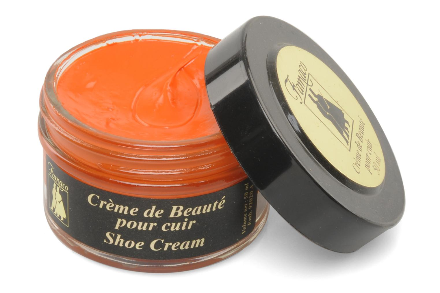 Lederpflegecreme 50ml Orange
