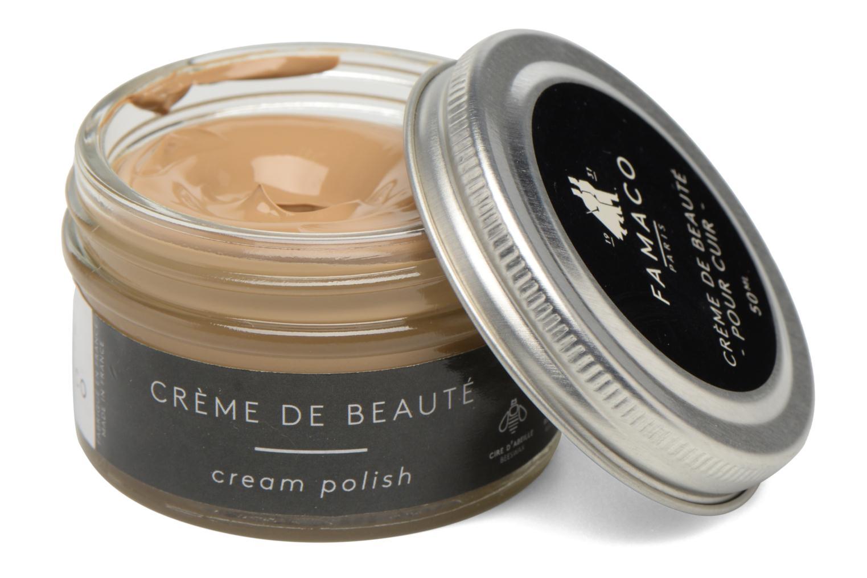 Cirage crème de beauté cuir 50 Ml Beige Foncé