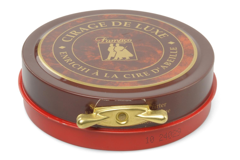 Luxe schoenpoetscrème  Bordeaux