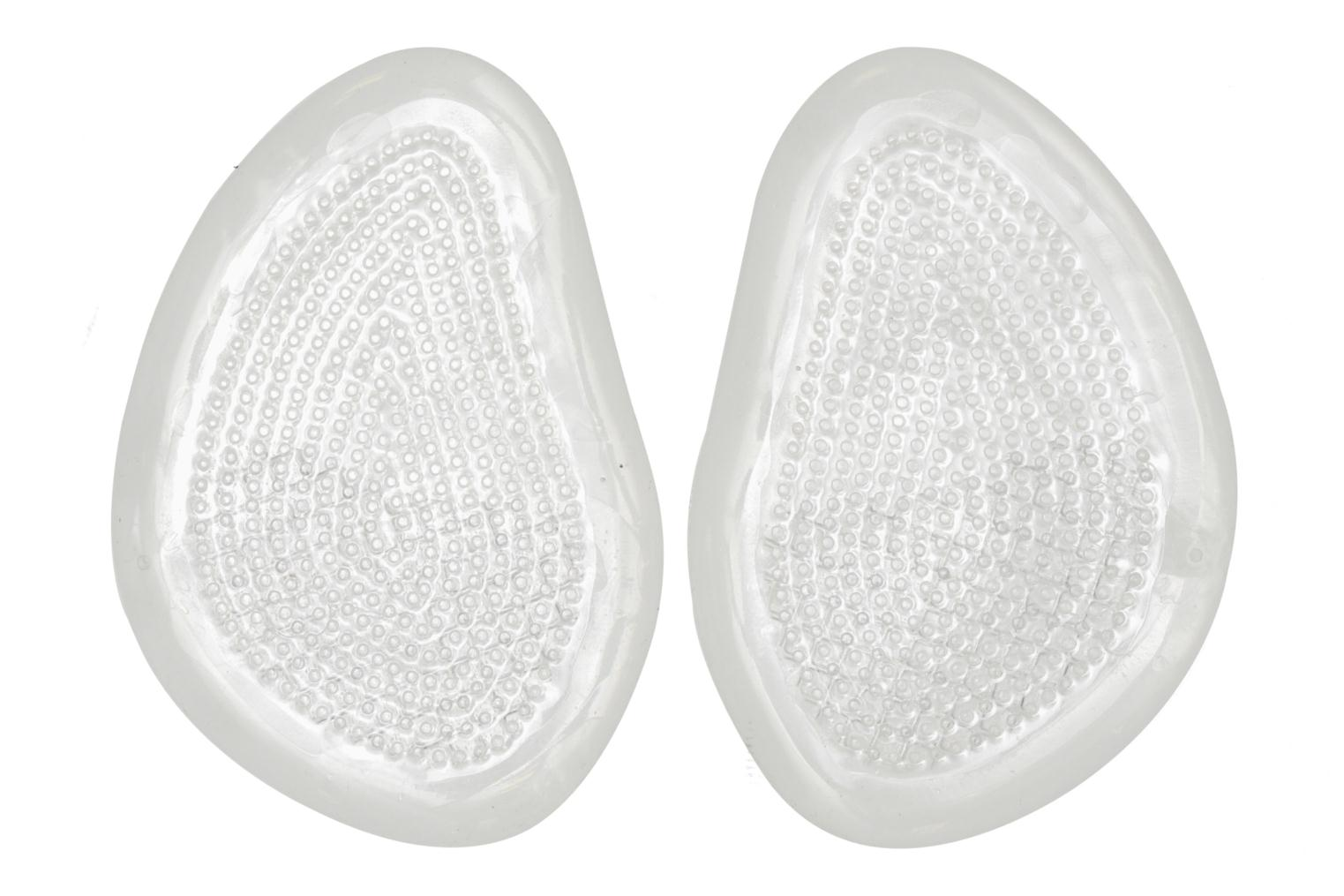 Insoles Famaco Cushion pad gel Colorless detailed view/ Pair view