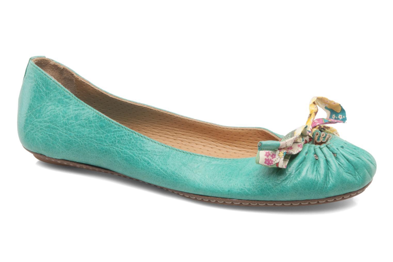 Zoe Nappa Turquoise/ Liberty Multicolor