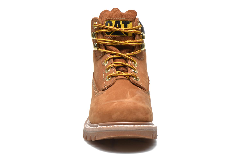 Stiefeletten & Boots Caterpillar Colorado beige schuhe getragen