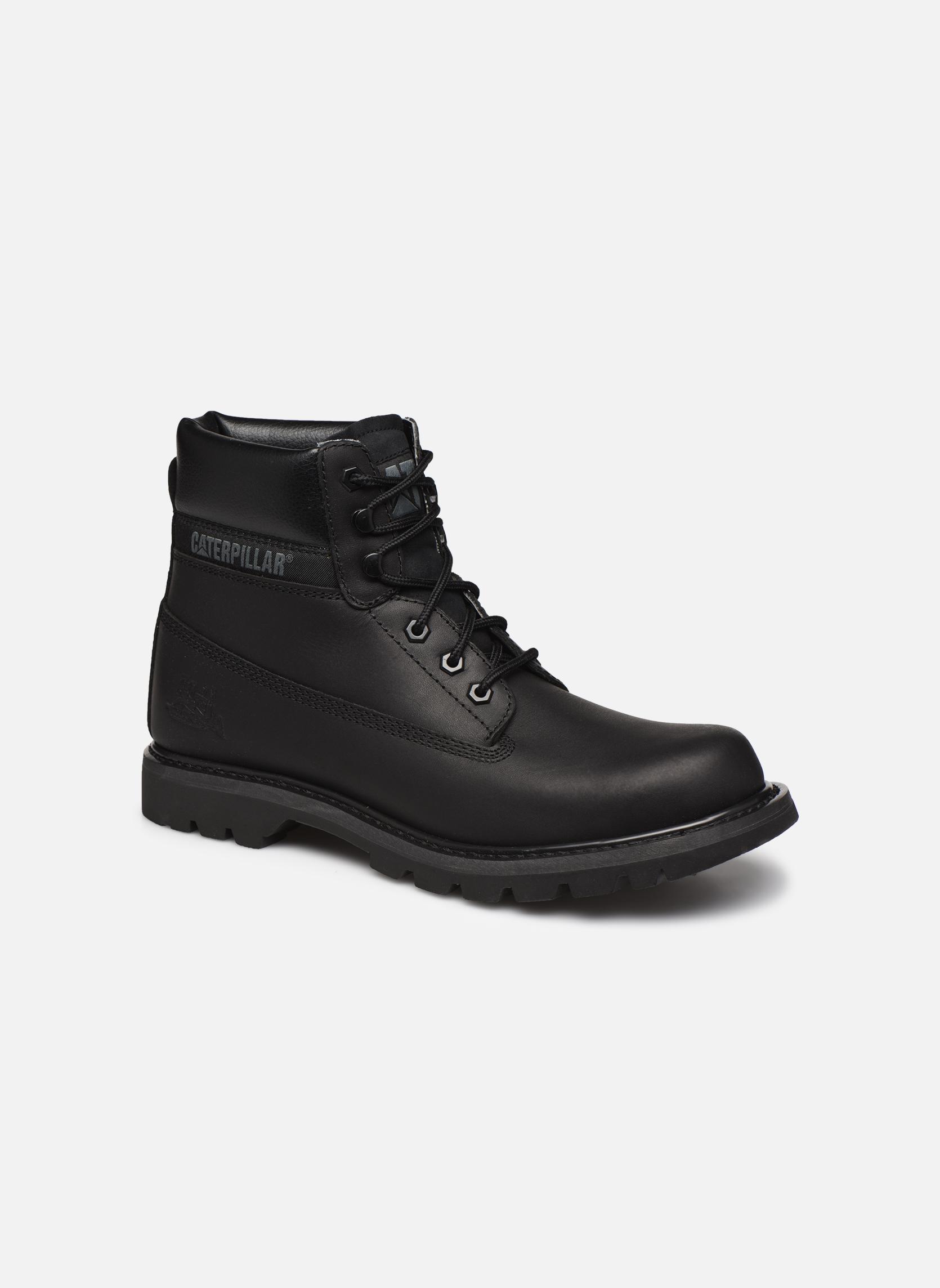Bottines et boots Caterpillar Colorado Noir vue détail/paire